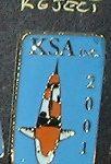 KSA INC 2001 - Sanke (reject pattern)