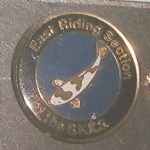 East Riding Section of the BKKS Trophy pin