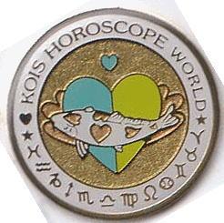 Kois Horoscope World blue/green