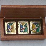 SAKKS 2003 Show - 3 pin sets (limited edition of 12 sets)