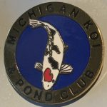 Michigan Koi & Pond Club (MKPC) New Club pin