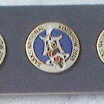 SAKKS 2005 Show - 3 pin sets (limited edition of 10 sets)