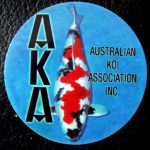 Australian Koi Association trophy pin Showa