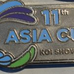 11th All Asia Cup Koi Show Indonesia 2018 Silver