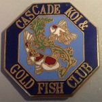 Cascade Koi Club pin