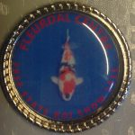 Freestate Chapter Koi Show trophy pin 2011 Fleurdal Centre