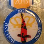 21th HKS 2013 free visitor pin