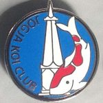 Jogja Koi Club pin
