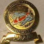 2015 SAKKS ZNA Certified Judge- gold