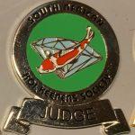 2015 SAKKS Grade C Certified Judge-green on silver