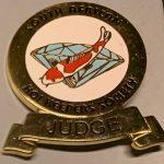 2015 SAKKS ZNA Assistant Certified Judge- white on gold