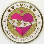 Kois World International Koi pink/purple