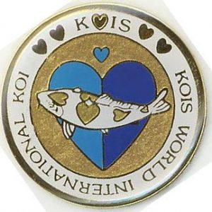 Kois World International Koi Blue/blue