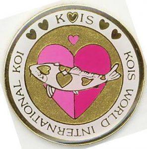 Kois World International Koi pink/pink