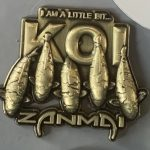 I am a little bit Koi Zanmai pin