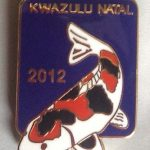 KZN 2012 Show pin - for Entrants (Blue)