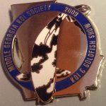 Middle Georgia 2009 Koi Show pin
