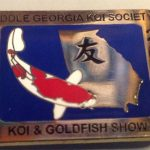 Middle Georgia 2011 Koi Show pin