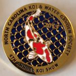 North Carolina 4th annual Koi show 2013