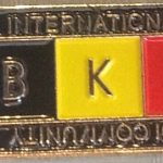 International Koi Community aka BKS pin