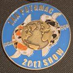 2017 Annual Koi Show Gold Base