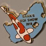 Kwa Zulu Natal 2018 Show Entrants pin