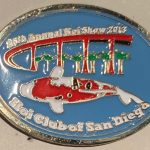 2013 - Show pin