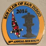 2016 - Show pin