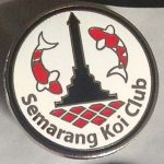 Semarang Koi Club pin