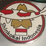 Shinkokai Indonesia pin