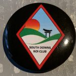 South Downs Koi Club button