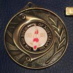KSA Trophy Medal version 1