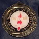 KSA Trophy Medal version 2
