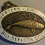 Western Cape Chapter Koi Show Bronze Medal