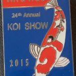 2015 - 24rd Annual Koi Show