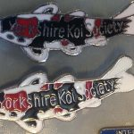Yorkshire Koi Society 1st Independent Club in the UKUpper pin