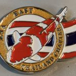 ZNA East Thailand Koi Club pin new