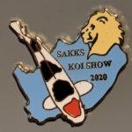 SAKKS Gauteng Chapter Entrants pin