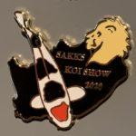 SAKKS Gauteng Chapter General pin