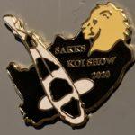SAKKS Eastern Cape Chapter General pin