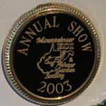 MK&WS annual show 2003