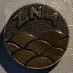 ZNA Clubpin newest version with letters ZNA