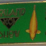 2010 Volunteer pin Light Green