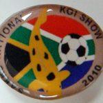 SAKKS NATIONAL Show pin 2010 - Prototype (Kibekko)