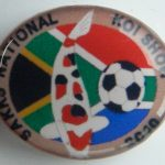 SAKKS NATIONAL Show pin 2010 - Prototype (Sanke)