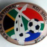 SAKKS NATIONAL Show pin 2010 - Prototype (Shirobekko)