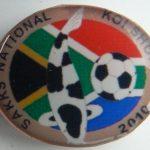 SAKKS NATIONAL Show pin 2010 - Prototype (Shiroutsuri)