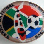 SAKKS NATIONAL Show pin 2010 - Prototype (Showa)