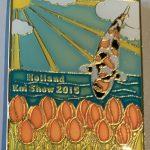 23rd Holland Koi Show 2015 orange tulips