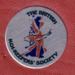 Trophy pin BKKS undated
